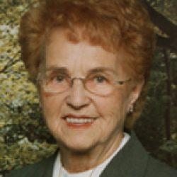 Madame Yvonne Chouinard